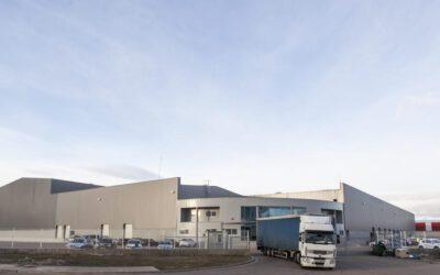BREEAM – Centro logístico MAGNA AUTOMOTIVE SPAIN, S.A.