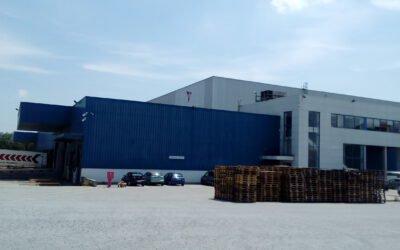 BREEAM – Centro logístico RECKITT BENCKISE